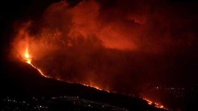 إيطاليا: ثوران بركان «إتنا» في صقلية مجددًا