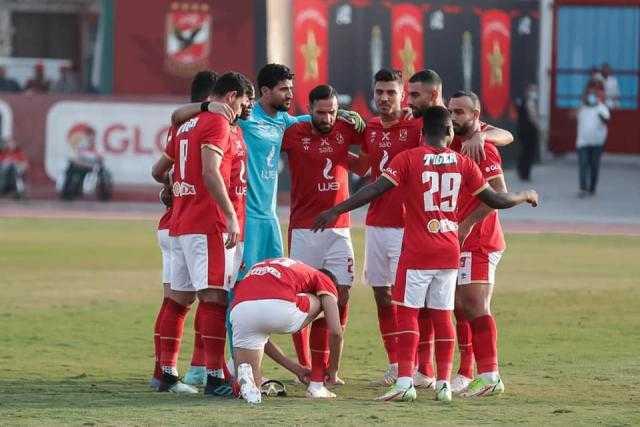 الأهلي يصرف مقدم عقود اللاعبين قبل انطلاق مسابقة الدوري