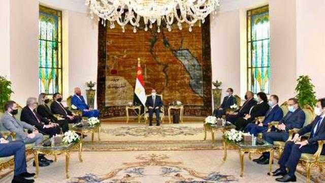 عاجل.. السيسي يستقبل رئيس وزراء ألبانيا ويبحثان تعزيز التعاون بين البلدين