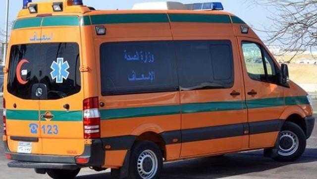 عاجل.. مصرع مُسنة وإصابة 4 أشخاص في حادث تصادم بكفر الشيخ