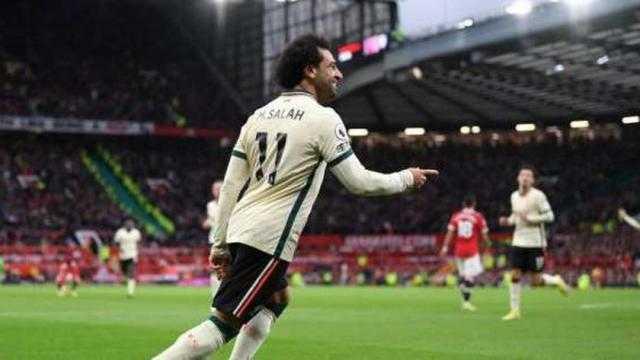 لميس الحديدي عن ثلاثية صلاح: أفضل لاعب في العالم