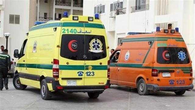 عاجل.. إصابة شخصين في انقلاب سيارة نقل بأسوان