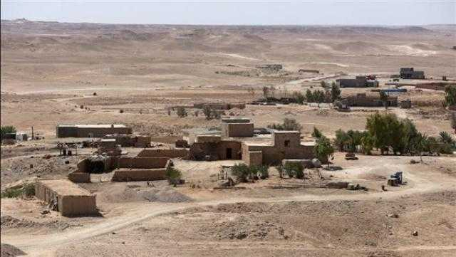 منذ أكثر من قرن.. قرية عراقية فى الصحراء بدون ماء وكهرباء