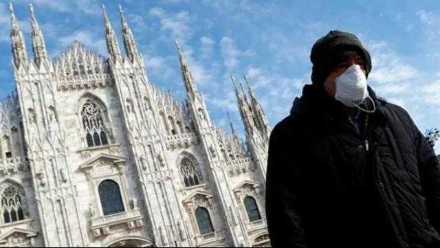 إيطاليا تسجل 2535 إصابة جديدة بكورونا و30 وفاة
