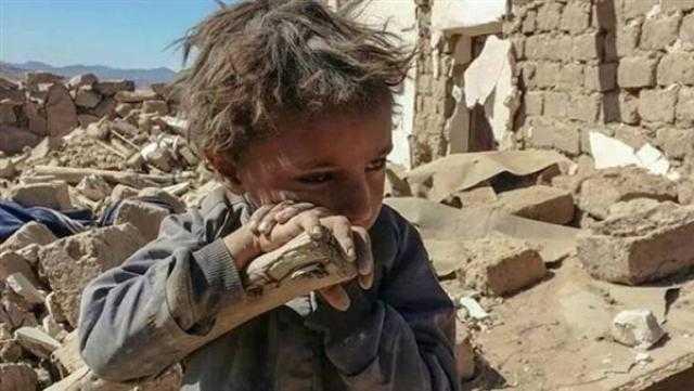 الأمم المتحدة تحذر: 400 ألف طفل يمني مهددون بالموت بسبب سوء التغذية