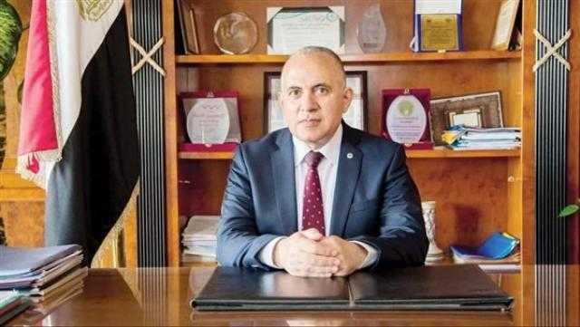 وزير الري يبحث مع الاتحاد الأوروبي ملف التغيرات المناخية والهجرة