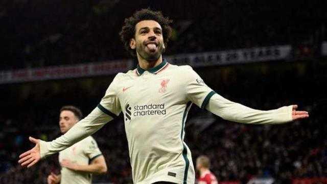عاجل.. محمد صلاح: أنا أفضل لاعب في العالم