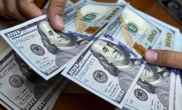ارتفاع سعر الدولار اليوم في البنك المركزي